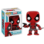 Marvel - Deadpool - Deadpool Pop! Vinyl Bobble Head - Packshot 1