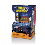"Space Invaders Micro Player 6"" Collectible Retro My Arcade Arcade Machine - Packshot 2"