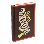 Willy Wonka and the Chocolate Factory - Willy Wonka Bar Journal - Packshot 1