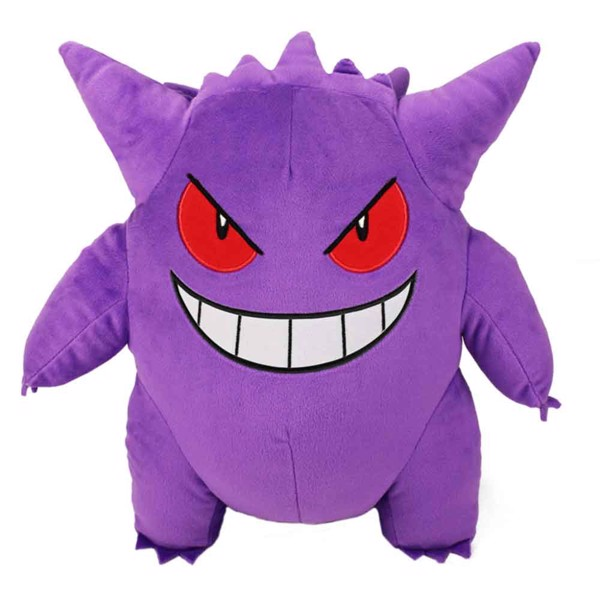 "Pokemon - Gengar 12"" Plush - Packshot 1"