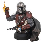 Star Wars - The Mandalorian 1:6 Scale Miniature Bust - Packshot 1