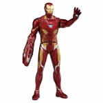Marvel - Avengers: Endgame - Iron Man MK50 Metacolle Figure - Packshot 5