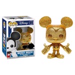 Disney - Mickey Mouse Gold Diamond Glitter Pop! Vinyl Figure - Packshot 1