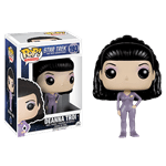 Star Trek - The Next Generation - Deanna Troi Pop! Vinyl Figure - Packshot 1