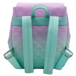 Disney - The Little Mermaid Ombre Scales Loungefly Mini Backpack - Packshot 2