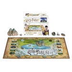 Harry Potter - Wizarding World Hogwarts 4D Puzzle - Packshot 1