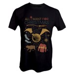 Harry Potter - All I Want For Christmas T-Shirt - Packshot 1