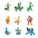 Pokemon - Legacy Starter Evolution Figure 9-Pack (Assorted) - Packshot 3