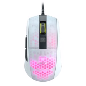 ROCCAT Burst Pro Extreme Lightweight Optical Pro Gaming Mouse - White