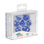 Dungeons & Dragons - oakie doakie RPG Speckled Blue Dice Set - Packshot 2