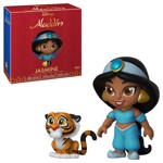 Disney - Aladdin - Jasmine with Rajah 5-Star Vinyl Figure - Packshot 1