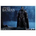 DC Comics - Batman vs Superman - Armored Batman 1/6 Scale Hot Toys Figure - Packshot 3