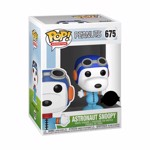 Peanuts - Astronaut Snoopy (Blue) Pop! Vinyl Figure - Packshot 2