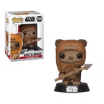 Star Wars - Episode VI - Wicket Pop! Vinyl Figure - Packshot 1