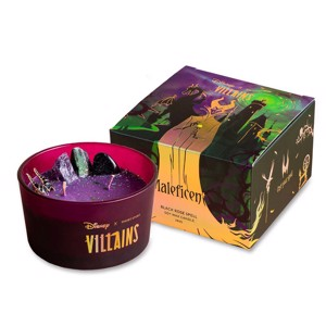 Disney - Villains - Sleeping Beauty - Maleficent Short Story Candle