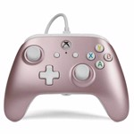 Xbox One Enhanced Wired Controller - Rose Gold - Packshot 1