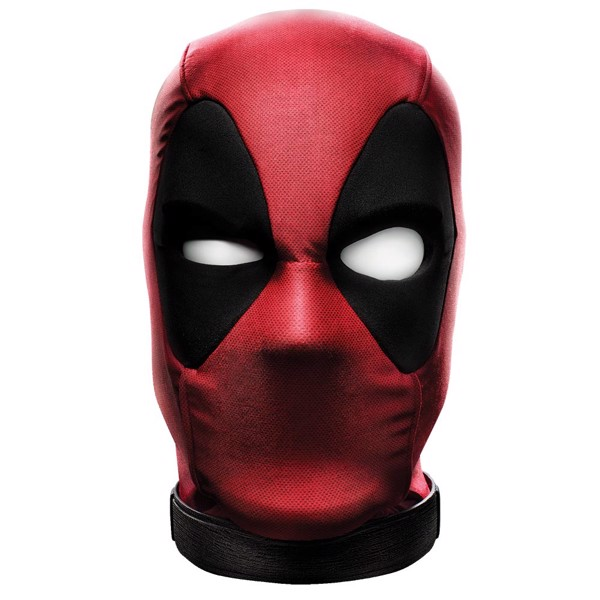 Marvel Legends Deadpool's Head Premium Interactive Head - Packshot 1