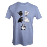 Ultimate Fusion Bears Blue T-Shirt - L - Packshot 1