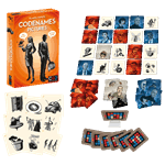 Codenames: Pictures - Card Game - Packshot 2