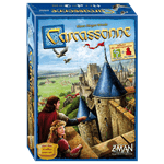 Carcassonne Board Game - Packshot 1
