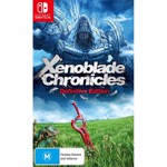 Xenoblade Chronicles Definitive Edition - Packshot 1