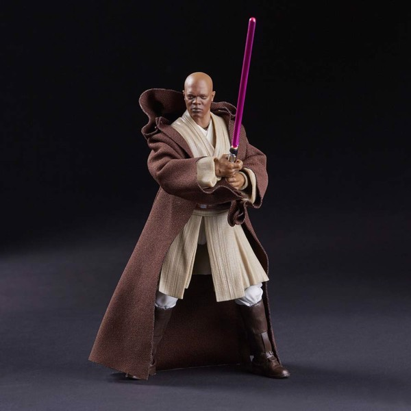 Star Wars - Mace Windu The Black Series Figure - Packshot 4