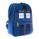 Doctor Who - TARDIS Loungefly Mini Backpack - Packshot 2