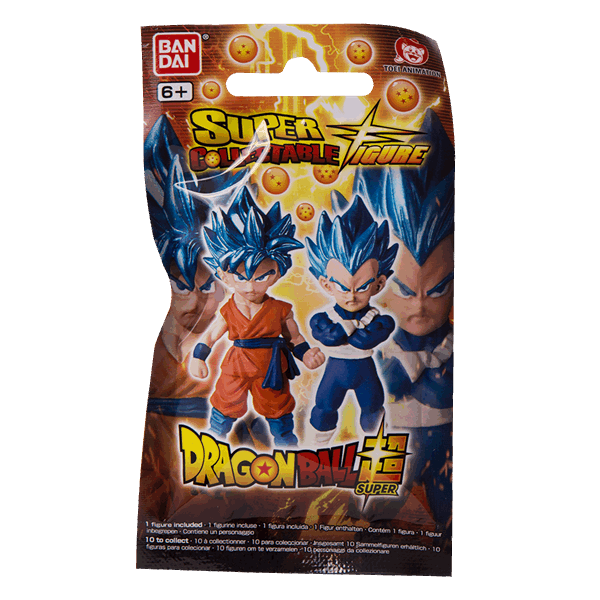 Dragon Ball Z - Dragon Ball Super 5cm Blind Bag Figure (Single Bag) - Series 1 - Packshot 1