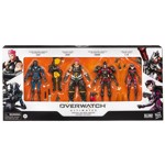Overwatch - Ultimates Series Carbon Series Action Figure 4-Pack  - Packshot 1