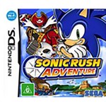 Sonic Rush Adventure - Packshot 1