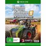 Farming Simulator 19 Platinum Edition - Packshot 1