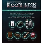 Vampire: The Masquerade - Bloodlines 2 Unsanctioned Edition - Packshot 4