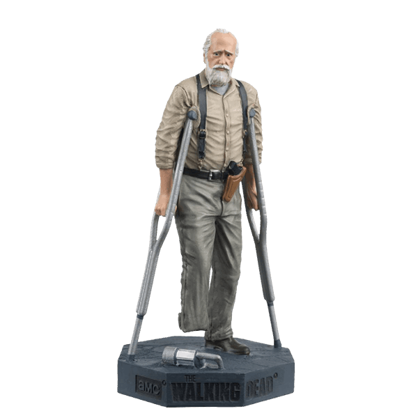 The Walking Dead - Herschel 1/21 Scale Figure with Magazine - Packshot 1