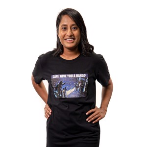 Star Wars - Can I Give You A Hand T-Shirt - Clothing
