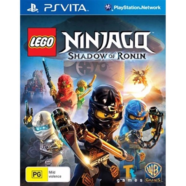 LEGO Ninjago: Shadow of Ronin - Packshot 1