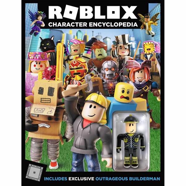 Roblox Character Encyclopedia Eb Games Australia