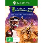 Monster Energy Supercross - The Official Videogame 2 - Packshot 1