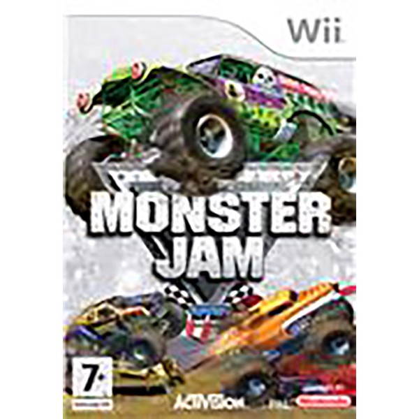 Monster Jam - Packshot 1