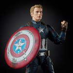 "Marvel - Avengers: Endgame - Captain America Hasbro Marvel Legends 6"" Action Figure - Packshot 4"