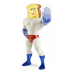 "Nickelodeon - Ren & Stimpy - Powdered Toast Man 8"" Vinyl Figure - Packshot 5"