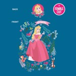 Disney - Sleeping Beauty - Aurora Inspire T-Shirt - M - Packshot 2
