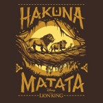 Disney - The Lion King - Hakuna Mata T-Shirt - Packshot 2