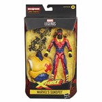 "Marvel - X-Men - Marvel Legends Series Sunspot 6"" Action Figure - Packshot 2"