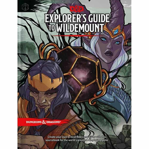 Dungeons & Dragons - Explorer's Guide To Wildemount