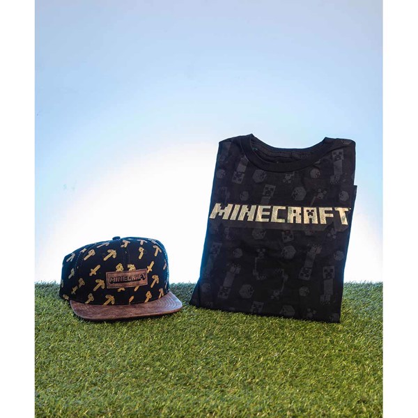 Minecraft - 10 years T-Shirt (Kids Size) - Packshot 3