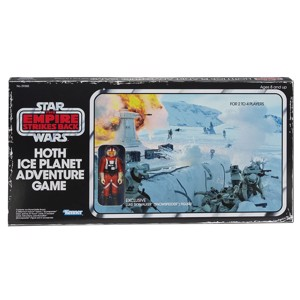 Star Wars - Episode V - Hoth Ice Planet Adventure Game