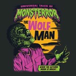 Universal - Wolf Man T-Shirt - XL - Packshot 2