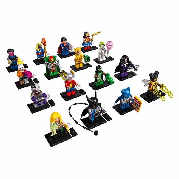 DC Comics - LEGO DC Super Heroes Series Minifigures Blind Bag - Packshot 2