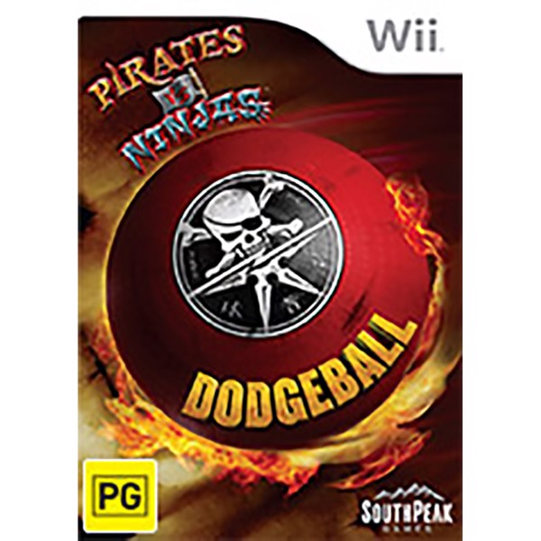 Pirates VS Ninjas: Dodgeball - Packshot 1