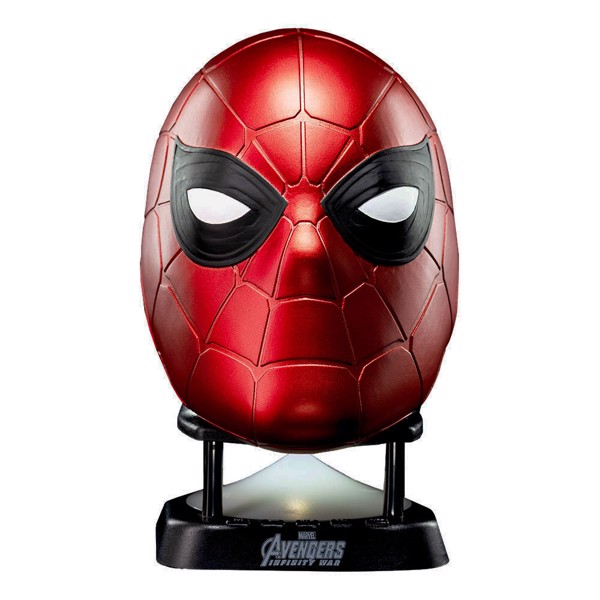 Marvel - Avengers: Infinity War - Iron Spider Mask Mini Bluetooth Speaker - Packshot 2